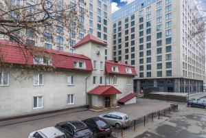 Отель Маяк, Отели  Москва - big - 60