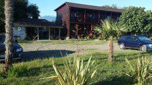 BLACK-HOUSE, Penzióny  Picunda - big - 12