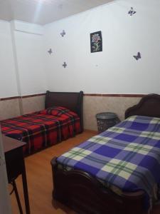 Ruge's House, Penziony  Bogotá - big - 2