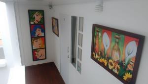 Ruge's House, Penziony  Bogotá - big - 15