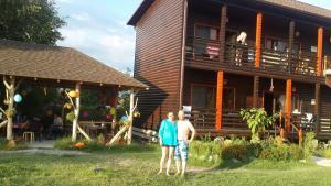 BLACK-HOUSE, Penzióny  Picunda - big - 55