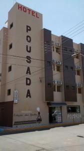 Отель Hotel Pousada Estação dos Devotos, Апаресида