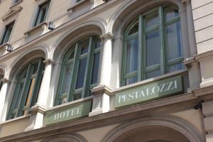Hotel Pestalozzi Lugano, Лугано