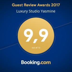 Luxury Studio Yasmine, Ferienwohnungen  Mostar - big - 9