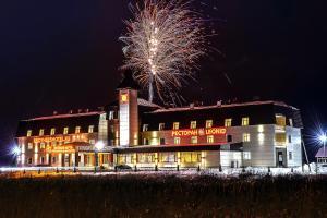 Гостиницы поселка Монастырщина