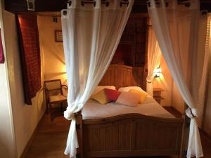 Chambres d'Hôtes Au Clos du Lit, Bed & Breakfasts  Lamballe - big - 26