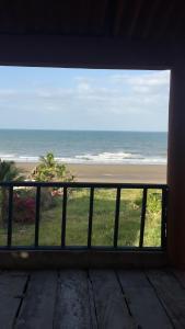 Beach Front House In Las Tablas, Dovolenkové domy  Las Tablas - big - 11