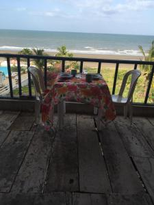 Beach Front House In Las Tablas, Дома для отпуска  Лас-Таблас - big - 15