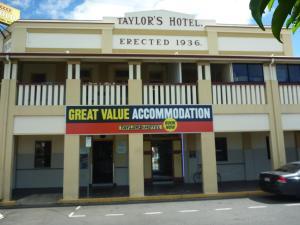 Hostels und Jugendherbergen - Taylors Hotel