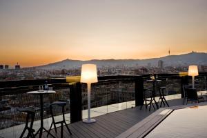 Barceló Raval, Отели  Барселона - big - 30