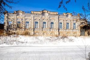 Хостел Купца Осипова, Троицк