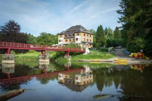 . Hotel Restaurant Comtes De Chiny