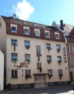 Albergues - Hotel Fischertor