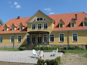Im Gutshaus - Hanshagen
