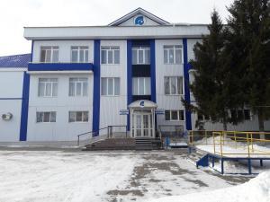 Гостиница Голубое Озеро