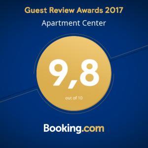 Apartment Center, Ferienwohnungen  Podgorica - big - 50