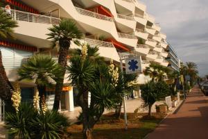 Appartement Le Chantilly 6, Apartmány  Cagnes-sur-Mer - big - 18