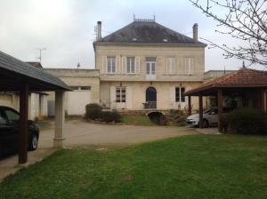 LE CORMIER DE L'ESTUAIRE, Panziók  Saint-Aubin-de-Blaye - big - 24