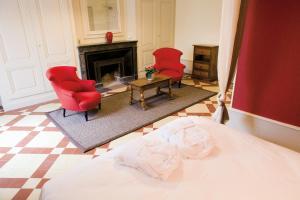 Château de Bellevue B&B, Bed & Breakfast  Villié-Morgon - big - 22
