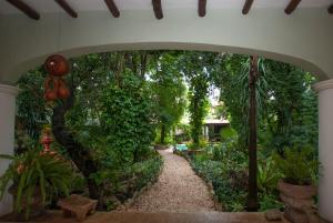 Casa Quetzal Boutique Hotel, Hotels  Valladolid - big - 35