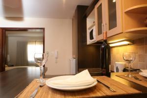 Hotel Ankara Suites, Appartamenti  Salta - big - 7