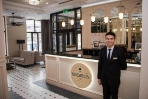 Madison Ave Hotel Bishkek