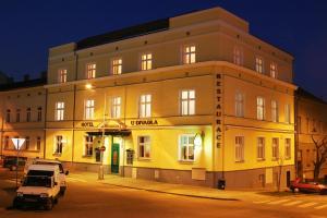 3 hvězdičkový hotel Hotel U Divadla Znojmo Česko