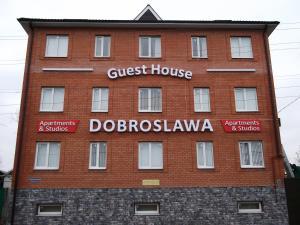 Dobroslawa Apart Hotel - Krasnyy Gorod Sad