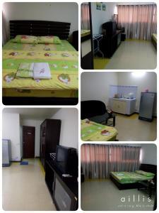 Condo Mueng Thong By Nuanlaong, Appartamenti  Ban Bang Phang - big - 16