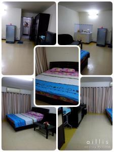 Condo Mueng Thong By Nuanlaong, Appartamenti  Ban Bang Phang - big - 18
