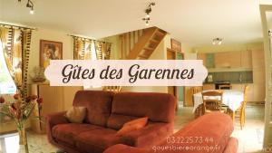 Gîte des garennes, Prázdninové domy  Rue - big - 57