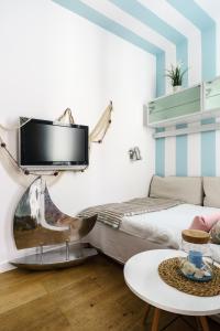 Apartament Mini with balcony