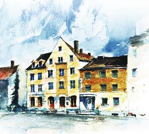 Hotel Augsburg Goldener Falke - Gablingen