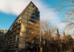 Apartment with balcony near King David residence, Апартаменты  Тбилиси - big - 1