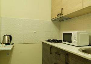 Apartment with balcony near King David residence, Apartmanok  Tbiliszi - big - 12