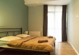 Apartment with balcony near King David residence, Apartmanok  Tbiliszi - big - 17