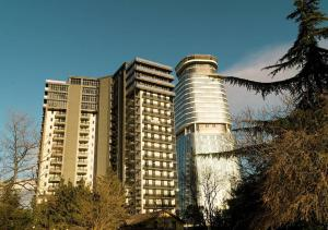 Apartment with balcony near King David residence, Apartmanok  Tbiliszi - big - 19