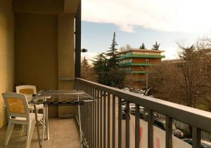 Apartment with balcony near King David residence, Apartmanok  Tbiliszi - big - 21