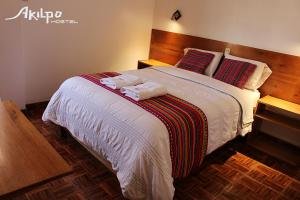 Akilpo, Hostels  Huaraz - big - 24