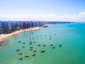 GOLDEN APARTMENT - MODUS STYLE, Apartmány  Fortaleza - big - 30