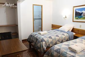 Akilpo, Hostels  Huaraz - big - 6