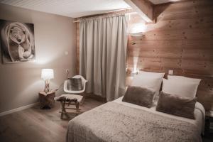 Hotel Les Flocons, Hotely  Les Deux Alpes - big - 58