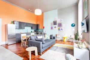 Sherlock Apartments - The Moriarty Residence - Edinburgh