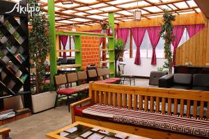 Akilpo, Hostels - Huaraz