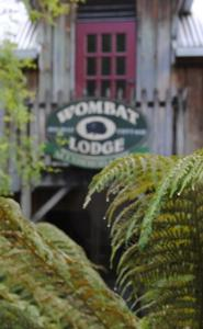 The Wombat Lodge