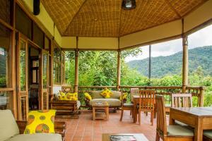 Ichumbi Gorilla Lodge, Лоджи  Kisoro - big - 15