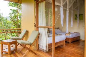 Ichumbi Gorilla Lodge, Chaty  Kisoro - big - 32
