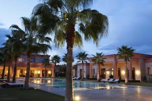 Mexance Villa By Sejour Maroc, Ville  Oulad Mazoug - big - 63