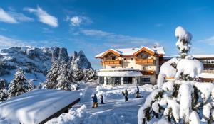 obrázek - Hotel Rosa Eco Alpine Spa Resort