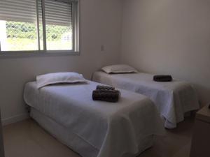 Residencial Mares do Sul, Appartamenti  Florianópolis - big - 27